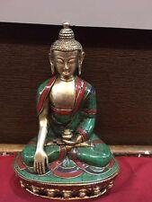 "8""Turquoise Buddha Statue"