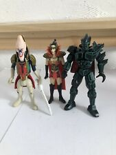 Power ranger Space ecliptor, turbo and divatox figures RARE