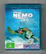 Finding Nemo : Blu-ray Disney*Pixar Brand New & Sealed