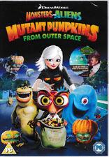 Monsters vs Aliens: Mutant ZUCCHE From Outer Space DVD - NUOVO E SIGILLATO