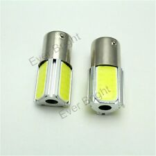 30X S25 1156 COB 36SMD LED Reverse Lights Bulbs BA15S Car Rear Parking Light 12V