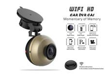 1080P HD Mini Car DVR Camera Dash Cam Video Recorder WIFI G-sensor Night Vision