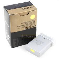 EN-EL14A Rechargeable battery for Nikon P7100 P7700 P7800 D5300 D5200 MH-24 MH24