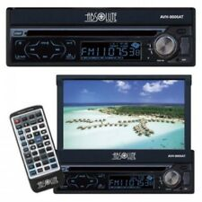 """Absolute 7"""" IN DASH MOTORIZED CD Player / DVD / MP3 / USB /TOUCH (AVH-900AT) ™"""