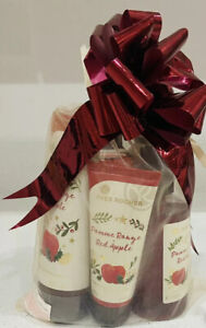 YVES ROCHER GIFT SET 6full Size Items Red Apple Deluxe Gift for Mother's Day new