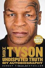 Undisputed Truth: My Autobiography New Paperback Book Mike Tyson