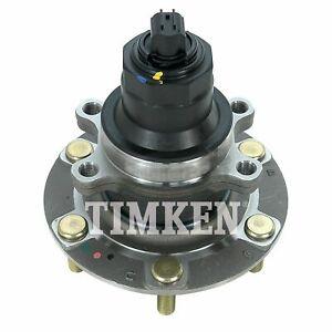 One New Timken Wheel Bearing and Hub Assembly Front HA590653 for Honda Isuzu