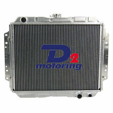 3ROW Aluminum Radiator For Holden Rodeo TF 2.8L DIESEL 1988-1997 89 MANUAL