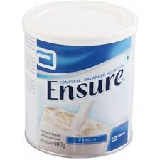 Abbott Ensure-Vanilla Powder-  200g, 400g, 1Kg Complete Nutritions 24 Vital|