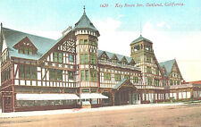 VIntage Postcard-#1620, Key Route Inn, Oakland, CA