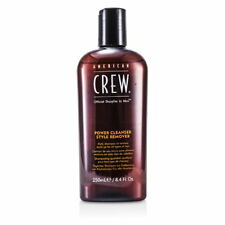 American Crew Power Cleanser Style Remover Shampoo 8.4 oz NEW