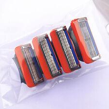 8pcs 5 Blades For Men Fusion Razor Shaving Shaver Trimmer Refills Cartridges