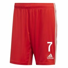 Adidas Football Juventus FC JFC Mens Kids Boys Away Shorts 2019 2020 Ronaldo 7