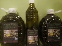 Extra Virgine Olive Oil Pure Organic 2 kg Greek for Greece 60% discount