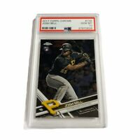Josh Bell Topps Chrome PSA 10 Rookie Card RC #158 Nationals