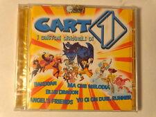 CART<1>  -  I CARTONI ORIGINALI DI ITALIA 1  -  CD 2009  NUOVO E SIGILLATO
