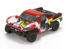 Torment 4wd Short Course Truck: Black/Red 1;24 RTR C-ECX00014T2