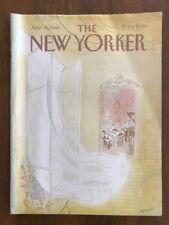 1982 June 28 The New Yorker Magazine Musicians Sempe