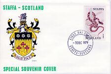 GB LOCALS-STAFFA 3811 - 1979 CAT Serpente 14 PERF unico sul primo giorno di copertura