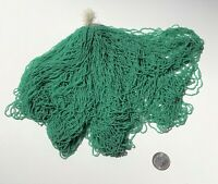 Rare Italian Antique Micro Seed Beads-16//0 Spearmint Leaf Green Greasy 3g hanks