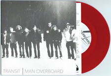 """Man Overboard/Transit """"split"""" 7"""" Red The Wonder Years Story So Far Title Fight"""