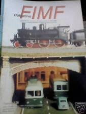 Bollettino FIMF treni 1999 228 Riviera Siluretta Expres