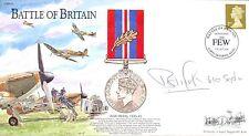 BB24 cubierta de la batalla de Gran Bretaña firmado RAF RAF Cubierta firmado Ace Bamberger