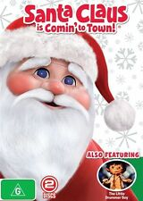 Santa Claus Is Comin' To Town : NEW DVD