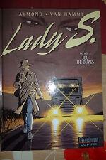 BD lady s n°4 jeu de dupes EO 2007 TBE van hamme aymond