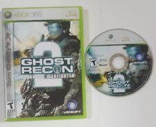 Tom Clancy's Ghost Recon: Advanced Warfighter 2 Xbox 360, 2007 No Manual