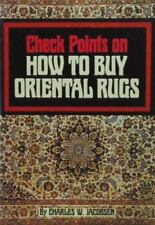 Check Points on How to Buy an Oriental Rug