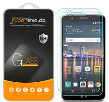 2x Supershieldz Tempered Glass Screen Protector Saver For LG Stylo 3 / Stylus 3