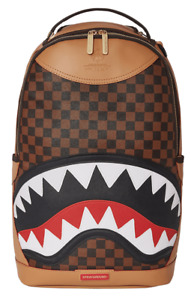 SPRAYGROUND HENNY AIR TO THE THRONE BACKPACK (DLXV) - Sharks in Paris - Limit Ed