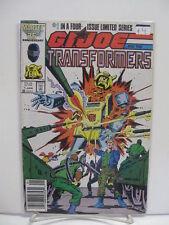 *GI Joe Transformers LOT (10 books, Marvel/Image)