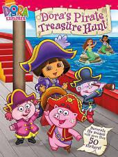 Dora's Pirate Treasure Hunt (Dora the Explorer), Nickelodeon, New Book