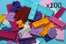 pieces détachées / finition LEGO / LEGO FRIENDS en vrac X100