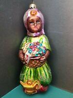 VINTAGE Christopher Radko Aladdin Ornament Christmas Tree Holiday 91-029 MINT