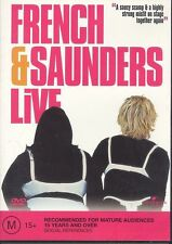French And Saunders Live DVD