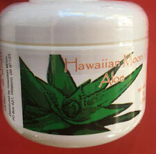 Hawaiian Moon Aloe Cream Moisturizer Organic Hydrates Nourishes Repairs Unisex