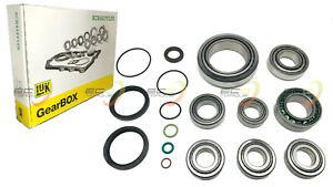 LuK 6 Speed Manual Gearbox Bearing Seal Rebuild Kit for 02N VW Seat 462019710