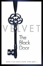 Terciopelo __ THE BLACK DOOR __ MANCHADO EN TIENDA __ ENVÍO GRATIS GB