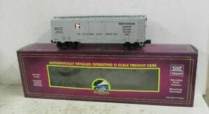 MTH 'O' 20-94021 MATHIERSON DRY ICE CO OPERATING REEFER CAR