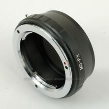 Minolta MD MC Mount Lens Adapter Ring Tube to Fujifilm FX X-Pro1 X-E1 X-E2 X-M2