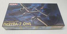 DML / Dragon 1/72 Scale Heinkel He 219A-7 Owl Model Kit