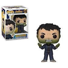 Funko Pop Marvel Avengers Infinity War - Bruce Banner W/ Hulk Head 419 35776