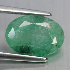 3.33 CTS EXCELENTE ESMERALDA NATURAL COLOR VERDE