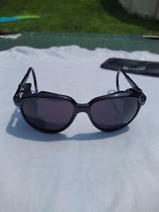 REI Glacier Sunglasses Climbing Mountaineering w/ Side Shields