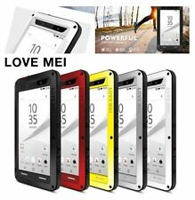 Etui Coque Antichocs incassable LOVE MEI Shockproof Case Cover SONY Xperia Z5