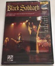 Black Sabbath Guitar Play-Along Series Volume 15 DVD