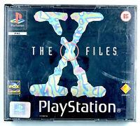 The X-Files Jeu Sony Playstation 1 PS1 Occasion sans notice PAL FR